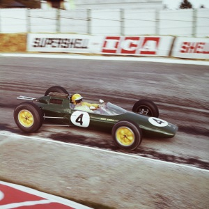 1963 Pau Grand Prix.