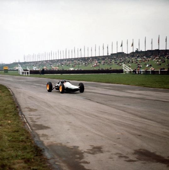1963 BARC 200.