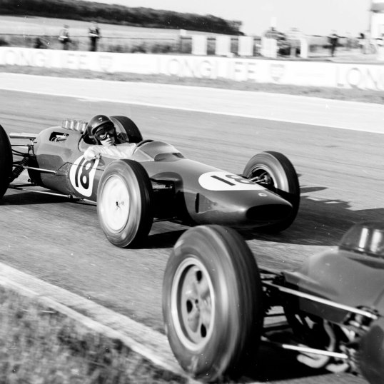 1963 French Grand Prix. Ref-20133. World © LAT Photographic