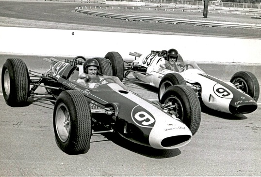 Jim Clark & Dan Gurney_382