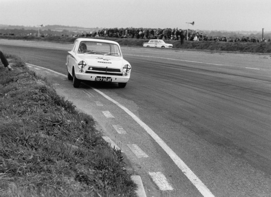 1963 British Saloon Car Championship.