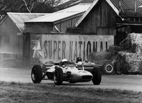 1964 Aintree 200.