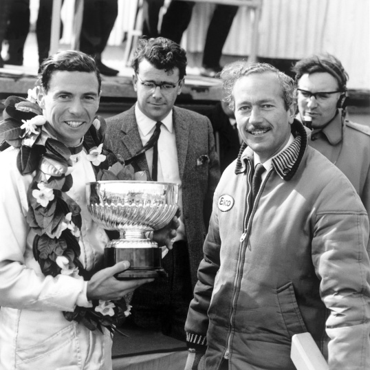 1965 Sunday Mirror International Trophy.
