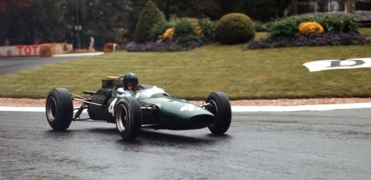 1965 Pau Grand Prix.