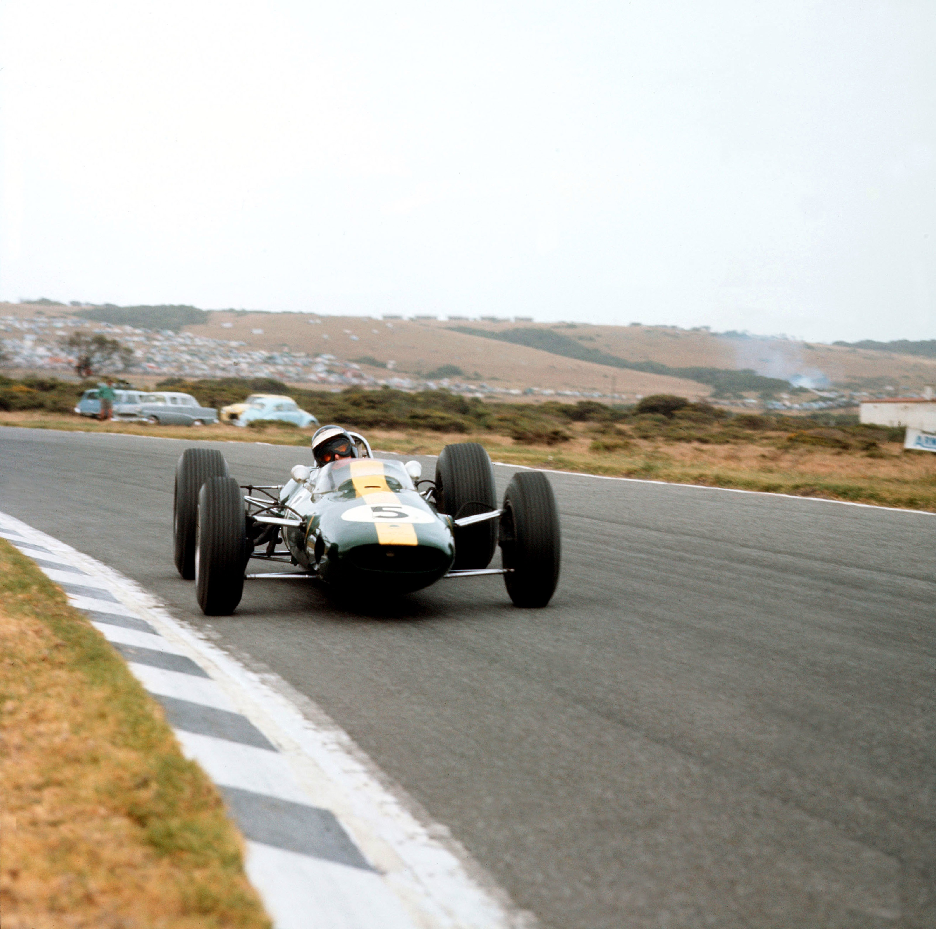 Win No 1 1965 South African Grand Prix.