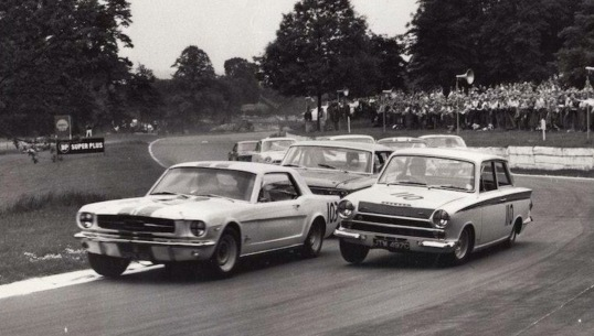 Crystal touring cars