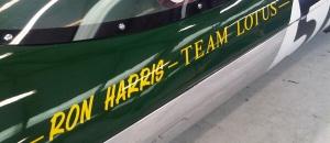 Ron Harris-Team Lotus