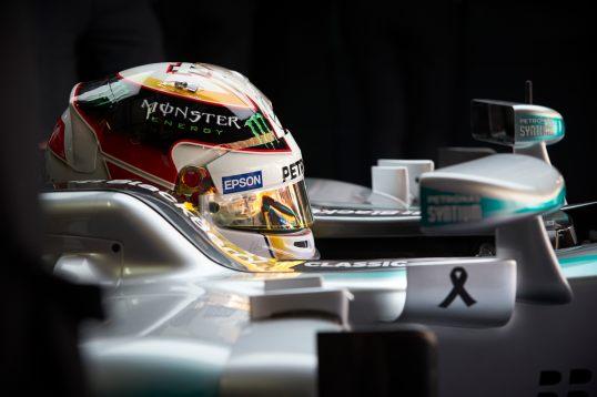 Lewis helmet