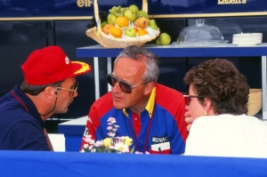 Formula One World Championship, French  Grand Prix, Magny Cours, France, 5 July 1992.