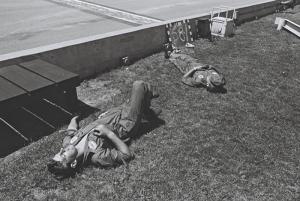 Boys at rest