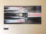 Lewis - McLaren - overhead
