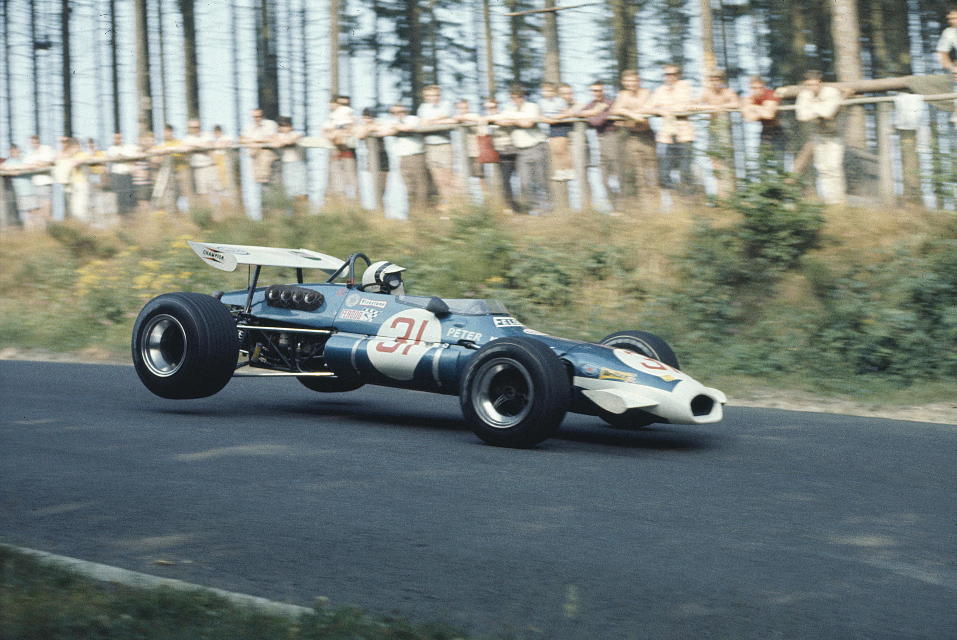 Jim Clark Wins The Indy 500 Peterwindsor Com
